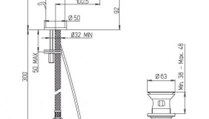 Paini Arena 92CR211 install