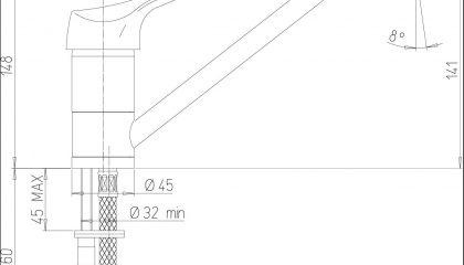 Paini Pilot detail