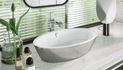 catalano-gold-silver-velis-70-washbasin